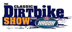 The Classic Dirt Bike Show Logo
